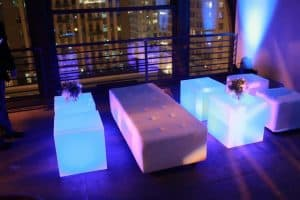 LED light box rentals