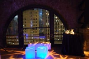 Los Angeles Light Box Table Rentals