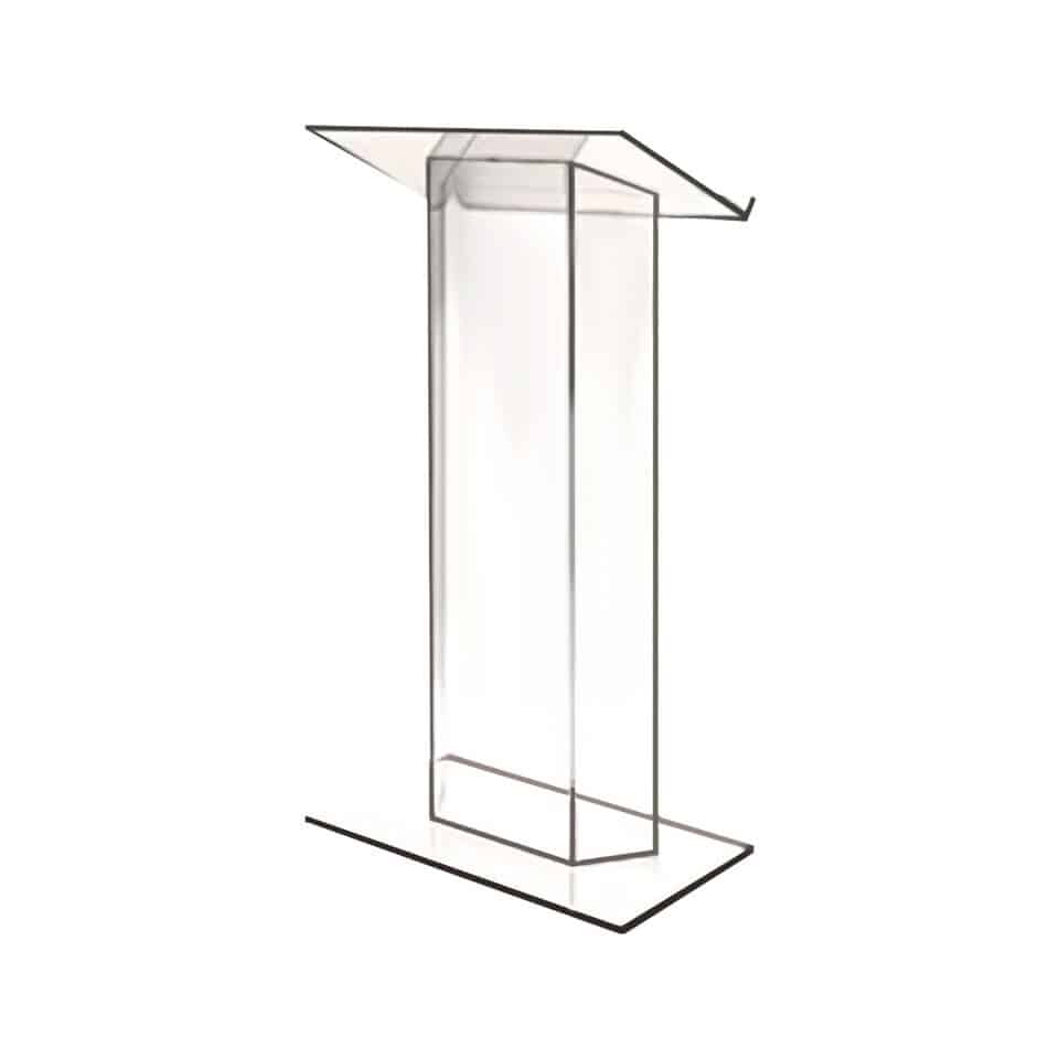 Podium Lucite Floor For Rent