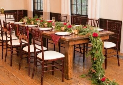 Los Angeles Holiday Party Rentals